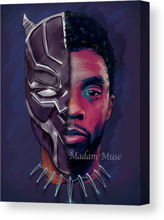 "Image of ""A Heroic King"" Limited Edition Canvas Prints"