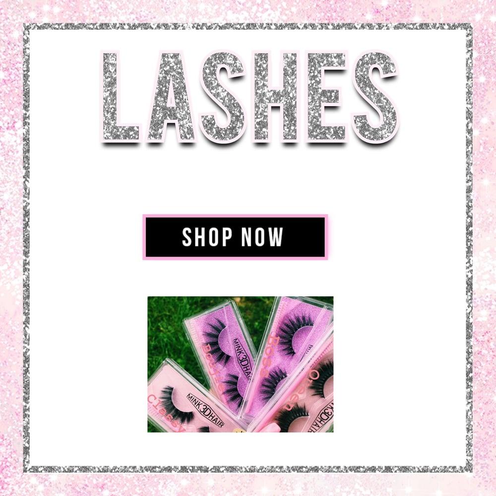 "Image of ""Classy"" Glam Lashes"