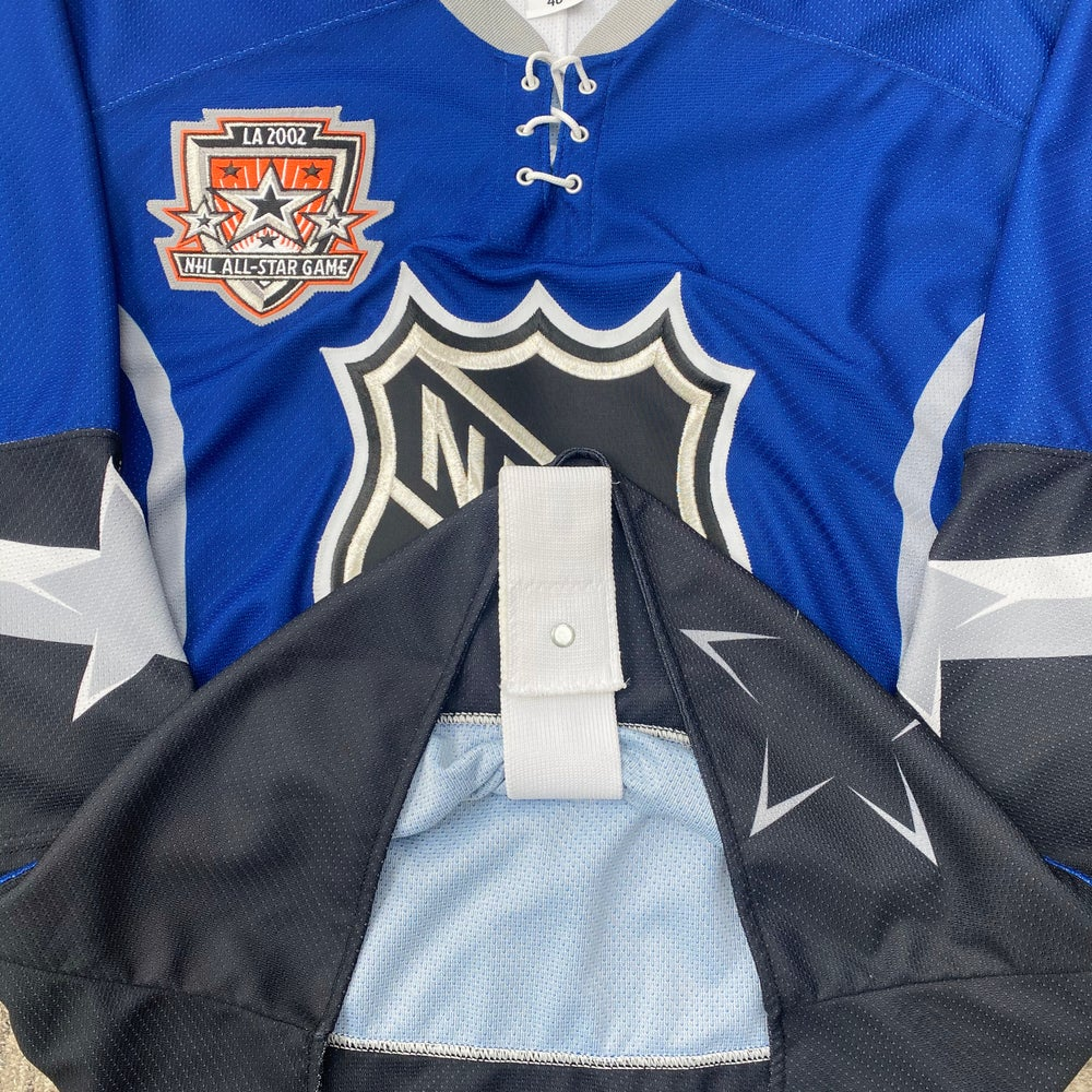 Image of 2002 NHL All Star Game Authentic On Ice Jersey