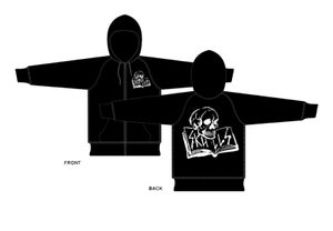 Image of O.G. Stencil Hoody (Front & Back Print!)