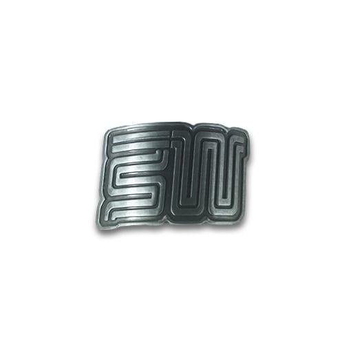 Image of Strangeways Headtube Badge