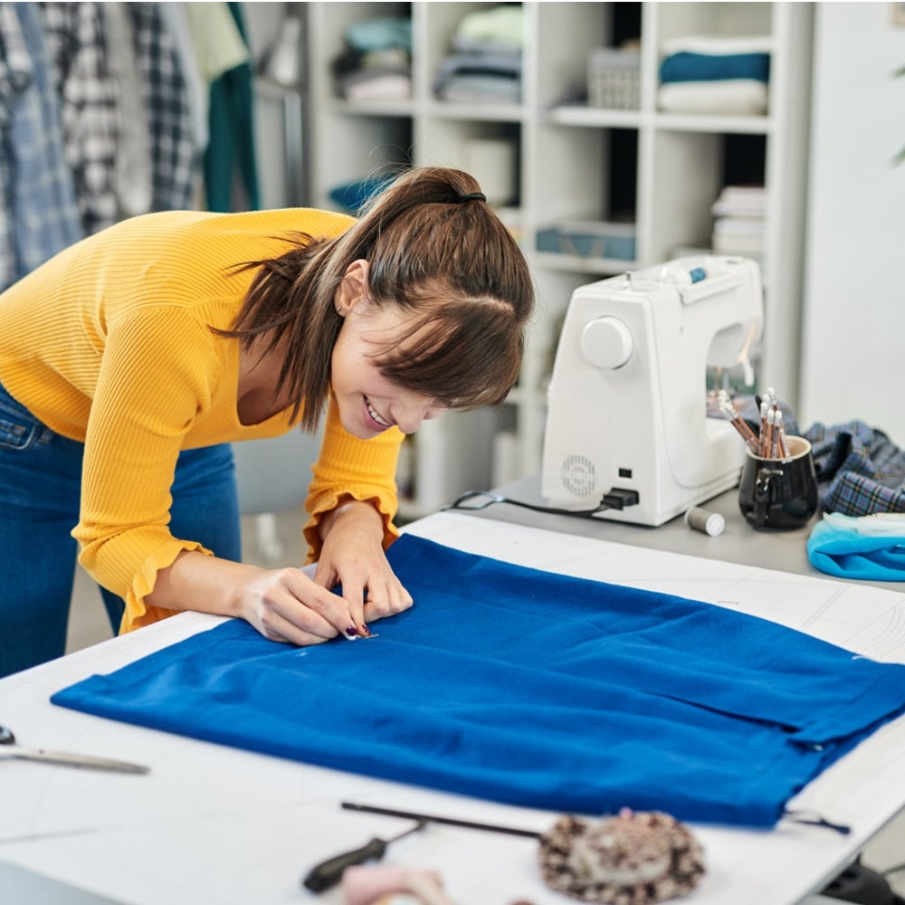 Image of SEWING 101: IN PERSON OR VIRTUAL ADULT CLASS