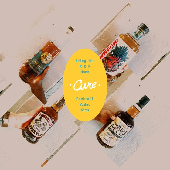 Image of RCR x CURE // Video Cocktail Kits