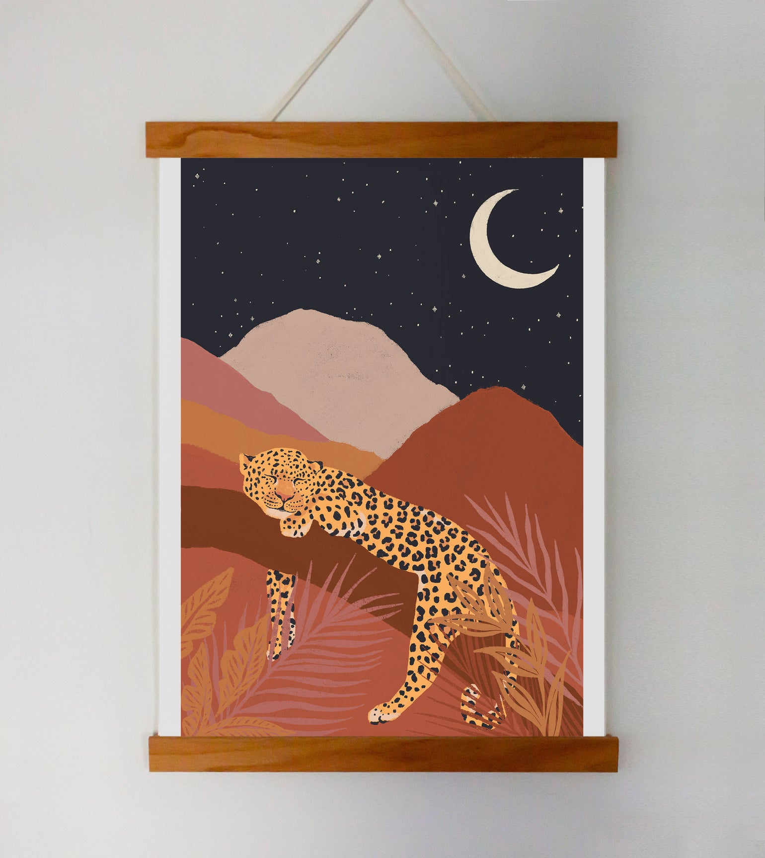 Image of Night Leopard