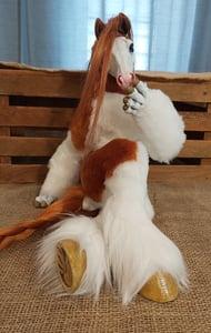 Image of Anthro Horses