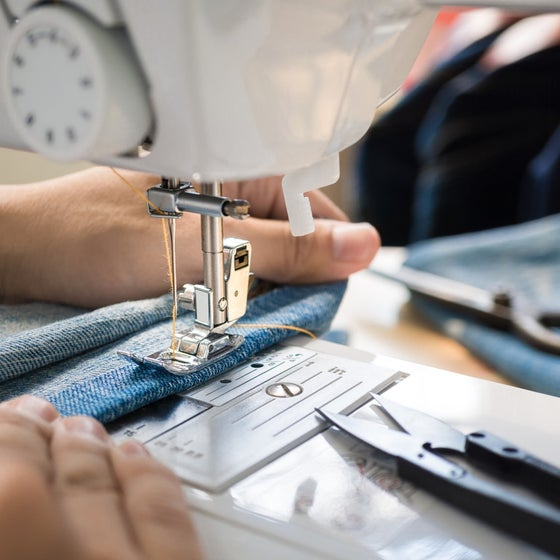 Image of  Sewing Machine Basics Workshop: IN PERSON OR ZOOM OPTIONS