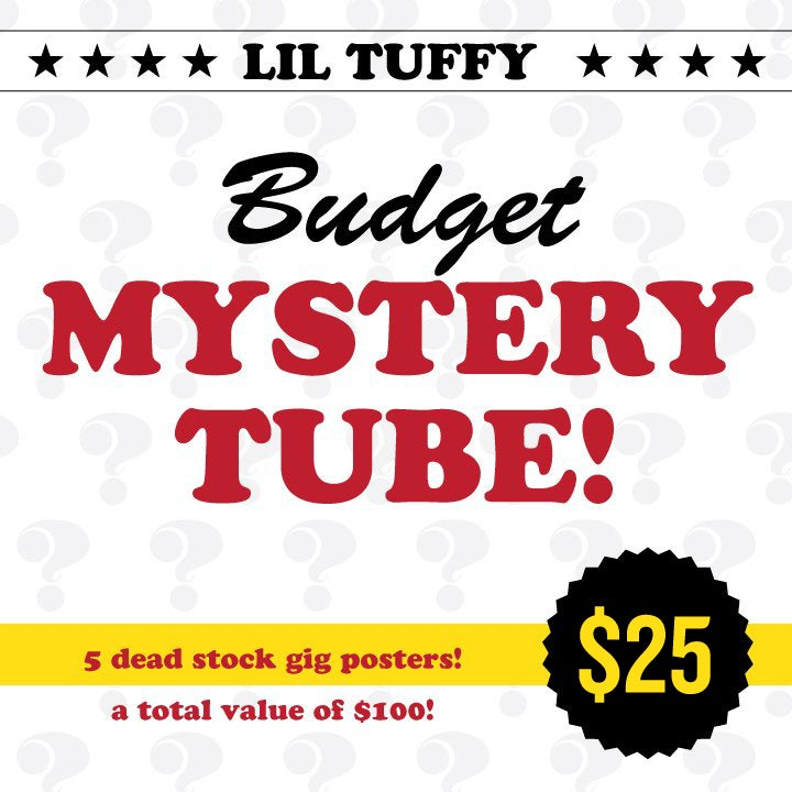 Image of Budget Mystery Tube!