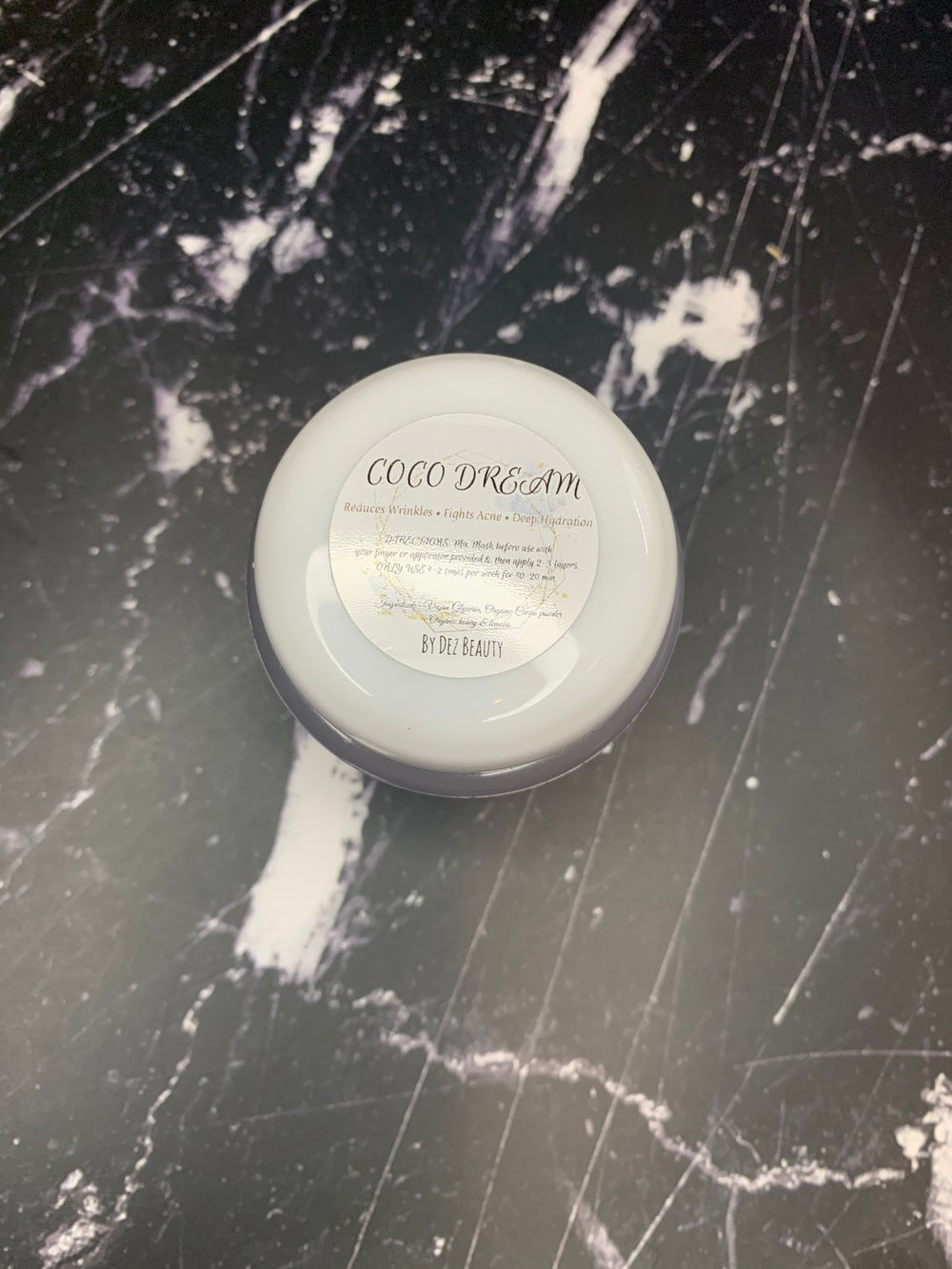Image of COCO DREAM FACE MASK