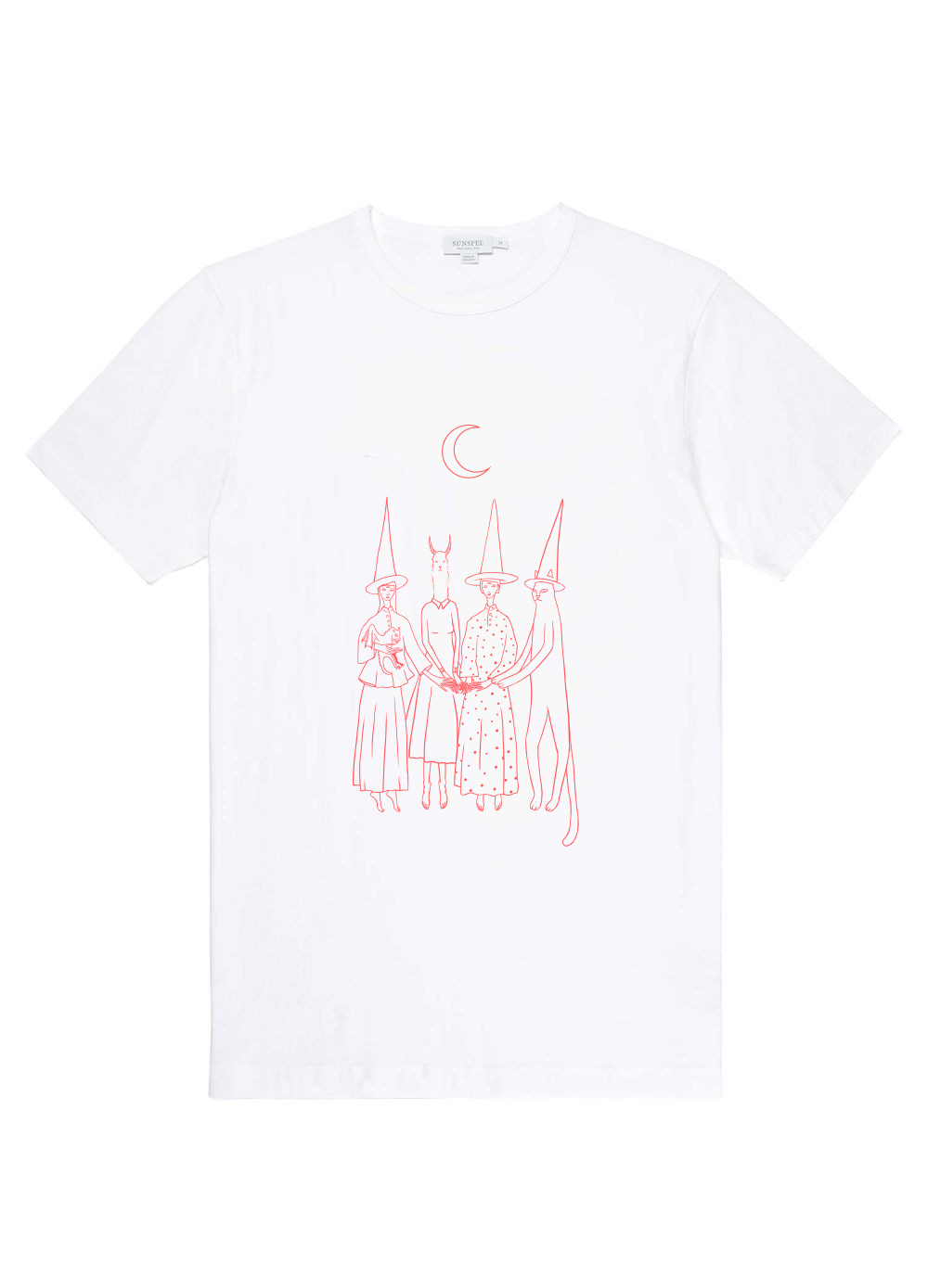 Image of Witches t-shirt