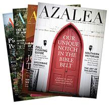 Image of Azalea Magazine Subscription