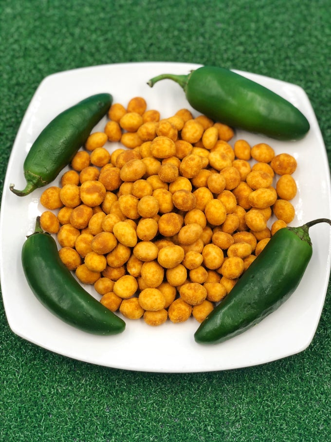 Image of Jalapeño Cheese Peanuts ( NEW ITEM)