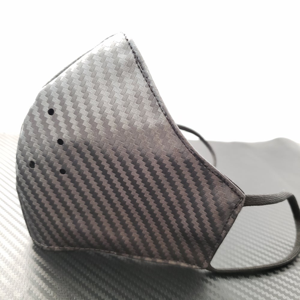 Image of Carbon Fiber Mask