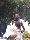 Berries n' Peonies Tote Bags