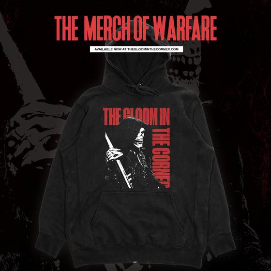 """Image of """"Warfare"""" Hoodie *PRE-ORDER*"""