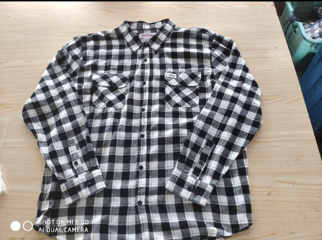 Image of Word To Your Mother Flannel