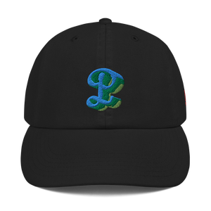 Pique Worldwide Signature Cap - Earth
