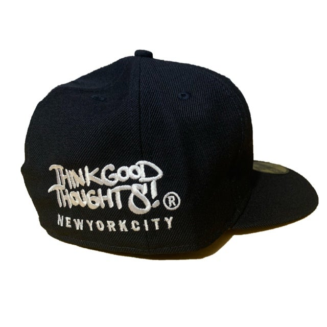Image of TGTNYC for New York Yankees 59FIFTY Fitted - Navy