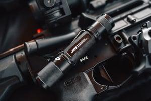 Image of Foursevens Quark QK16L MKIII 16650 Flashlight