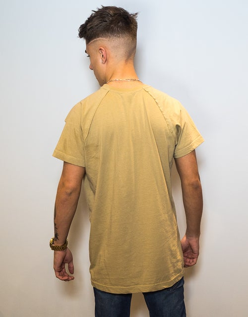 Image of RIPPED SAND TEE