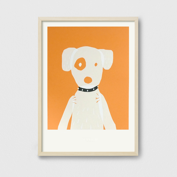 Image of Art Print Doggy