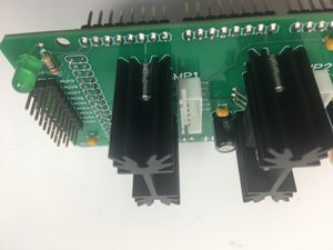Image of Labor Day Special TLE5206 board only