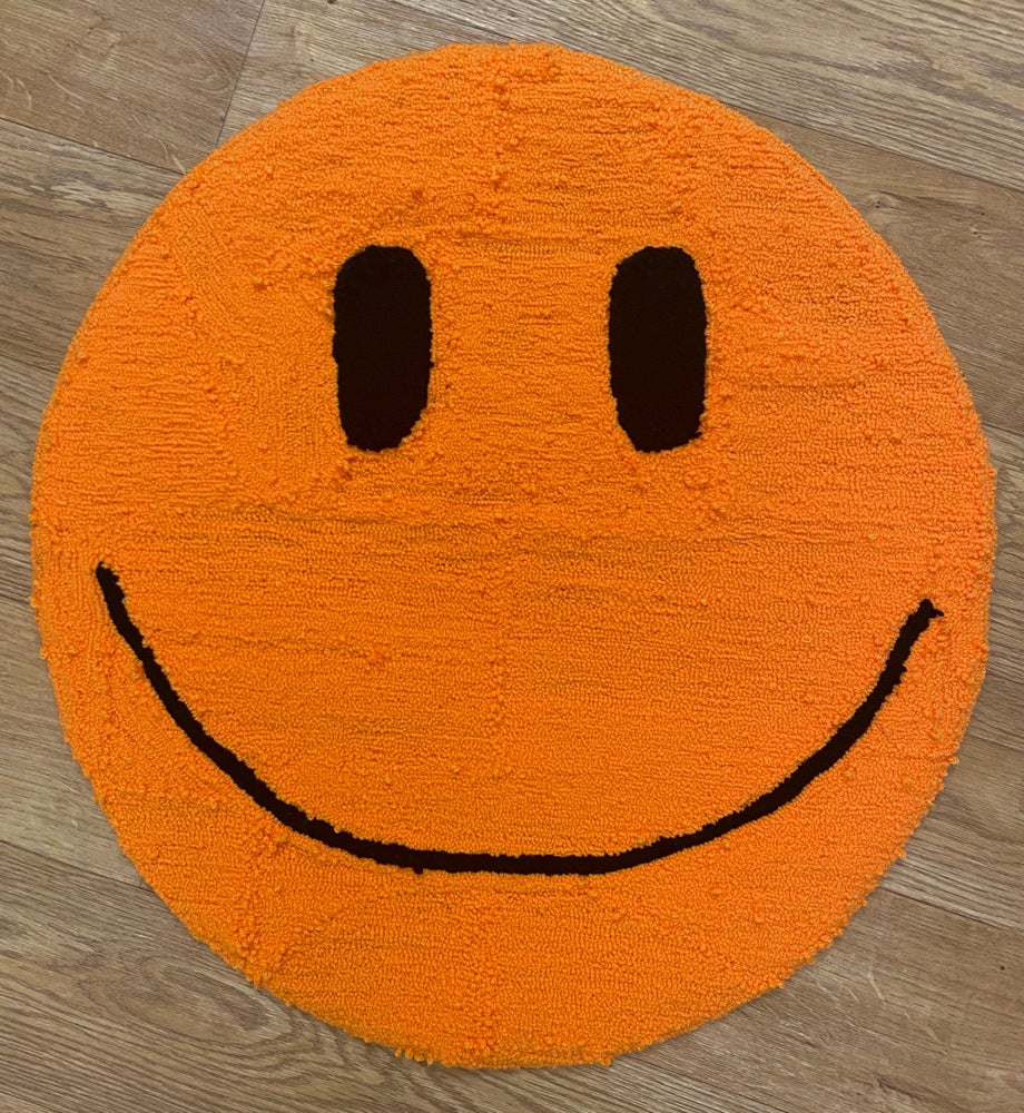 Image of SMILEY RUG