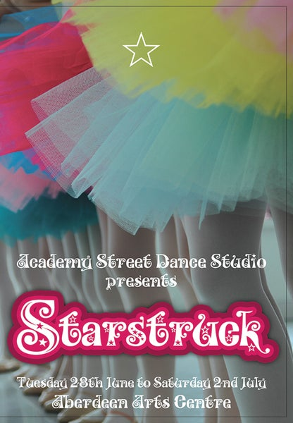 Image of Starstruck (Double DVD) - Academy Street Dance Studio 2011