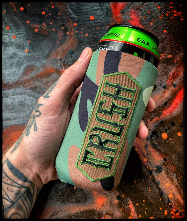 Image of Crush 'em coozie