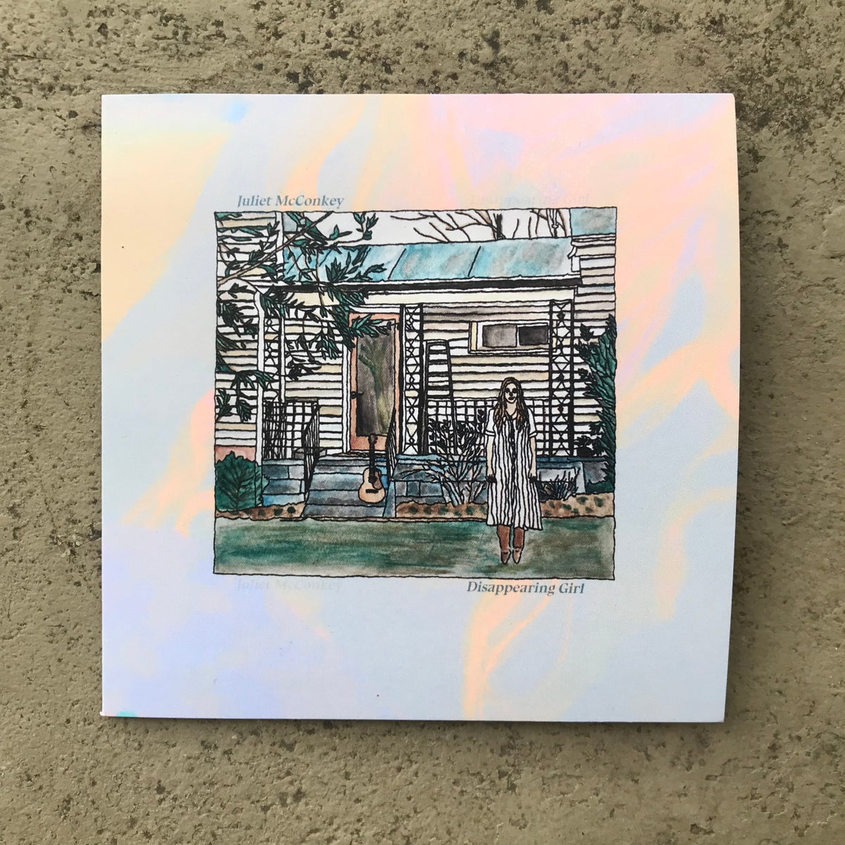 Image of Disappearing Girl CD