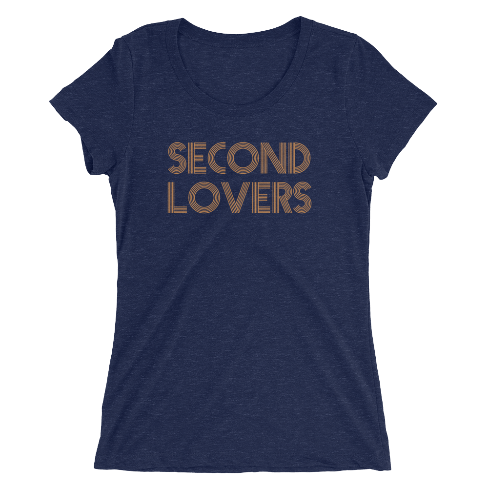 Image of Second Lovers - Vintage Woman's Tee
