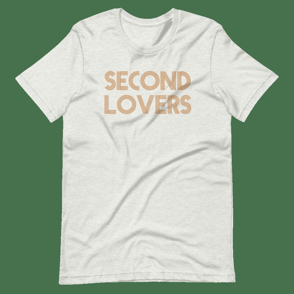 Image of Second Lovers - Vintage Unisex Tee