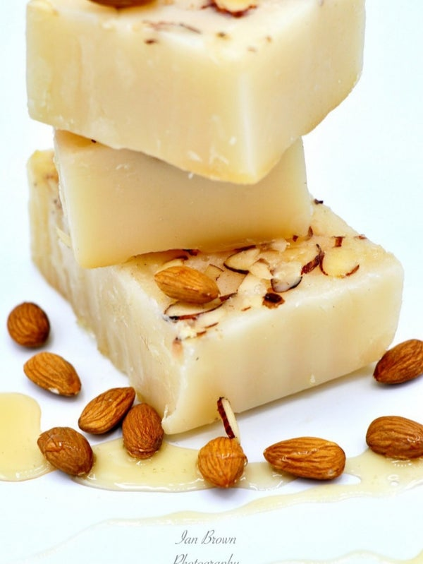 Image of Honey Almond Scrub Bar