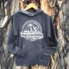 Montana Take A Backroad Hoodie -Charcoal