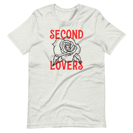 Image of Second Lovers - Rose Unisex Tee