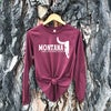 Montana Last Best Place Long Sleeve