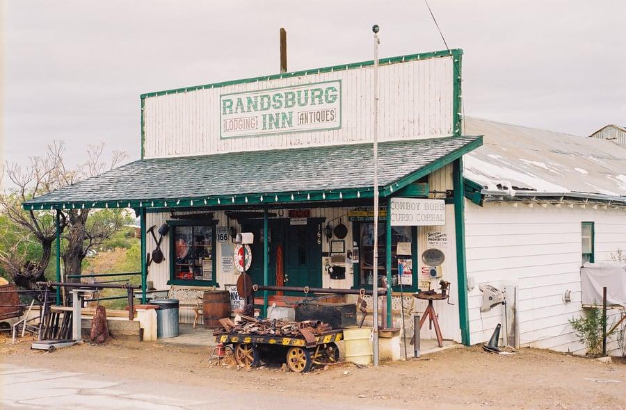 Image of Antique Shop