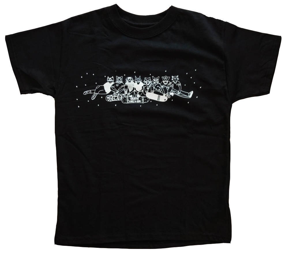 Image of Cat Squad Meow T-Shirt