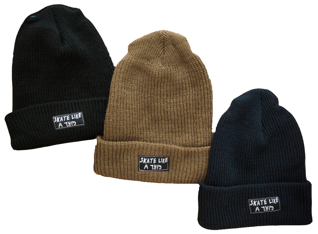 Image of Flip the Script Beanie