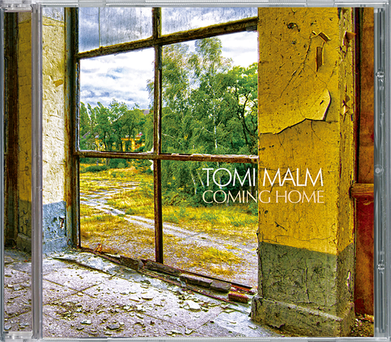 Image of Tomi Malm - Coming Home  (Pre-Order)