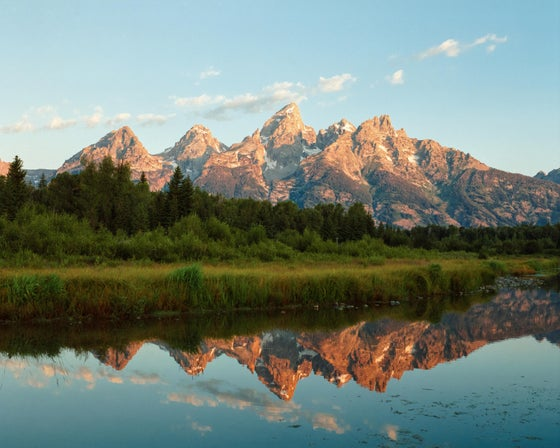 Image of Grand Tetons