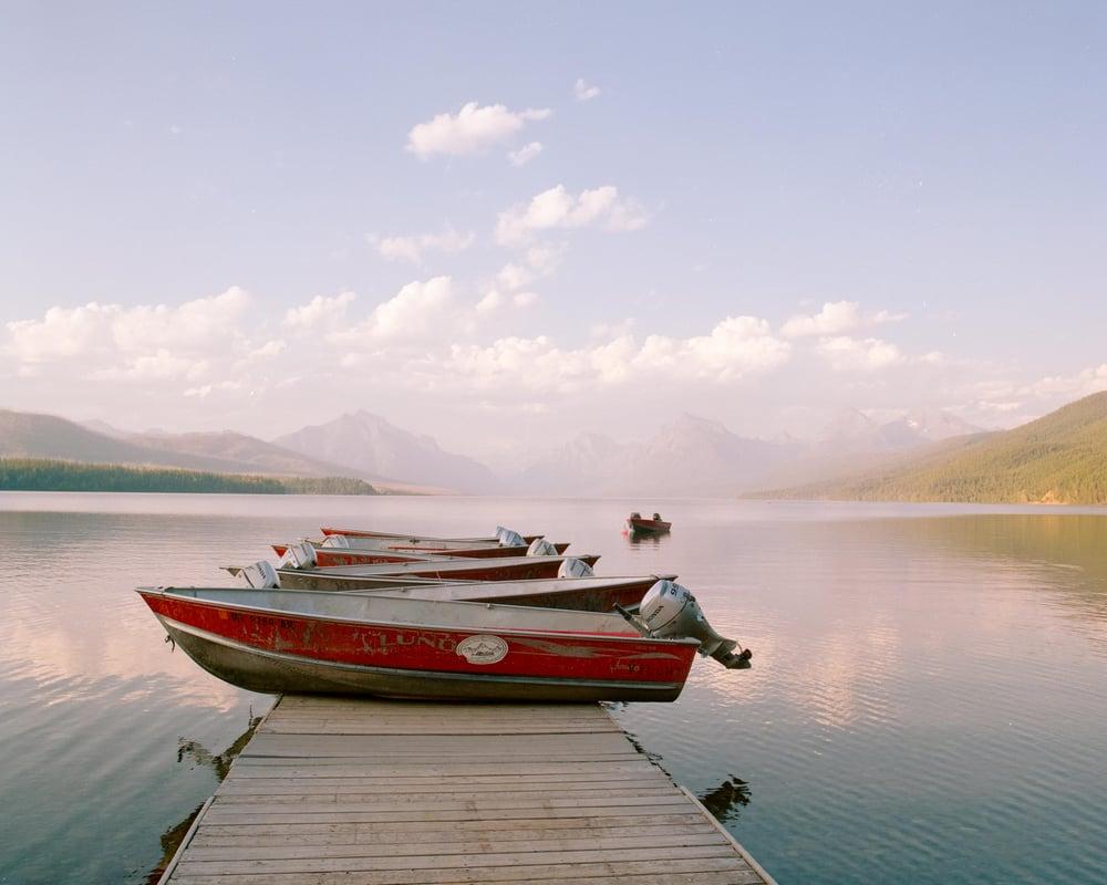 Image of Lake McDonald