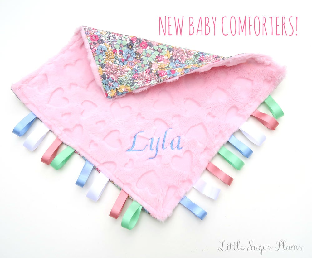 Image of NEW Baby Comforters