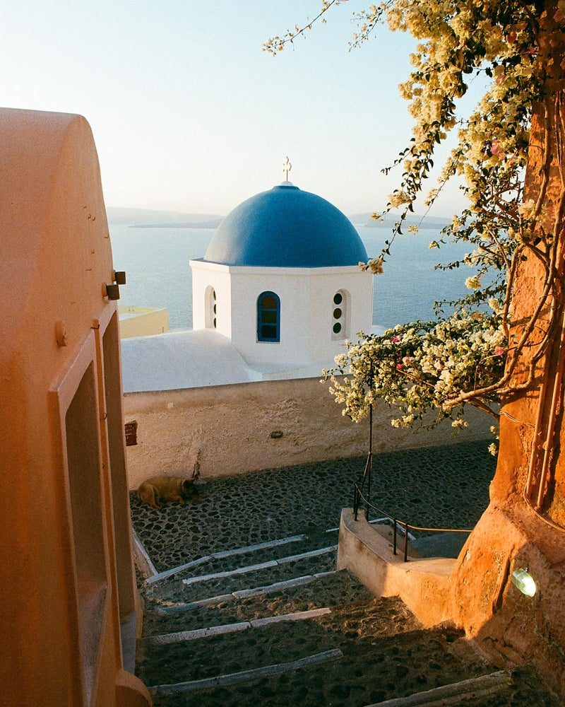 Image of Santorini