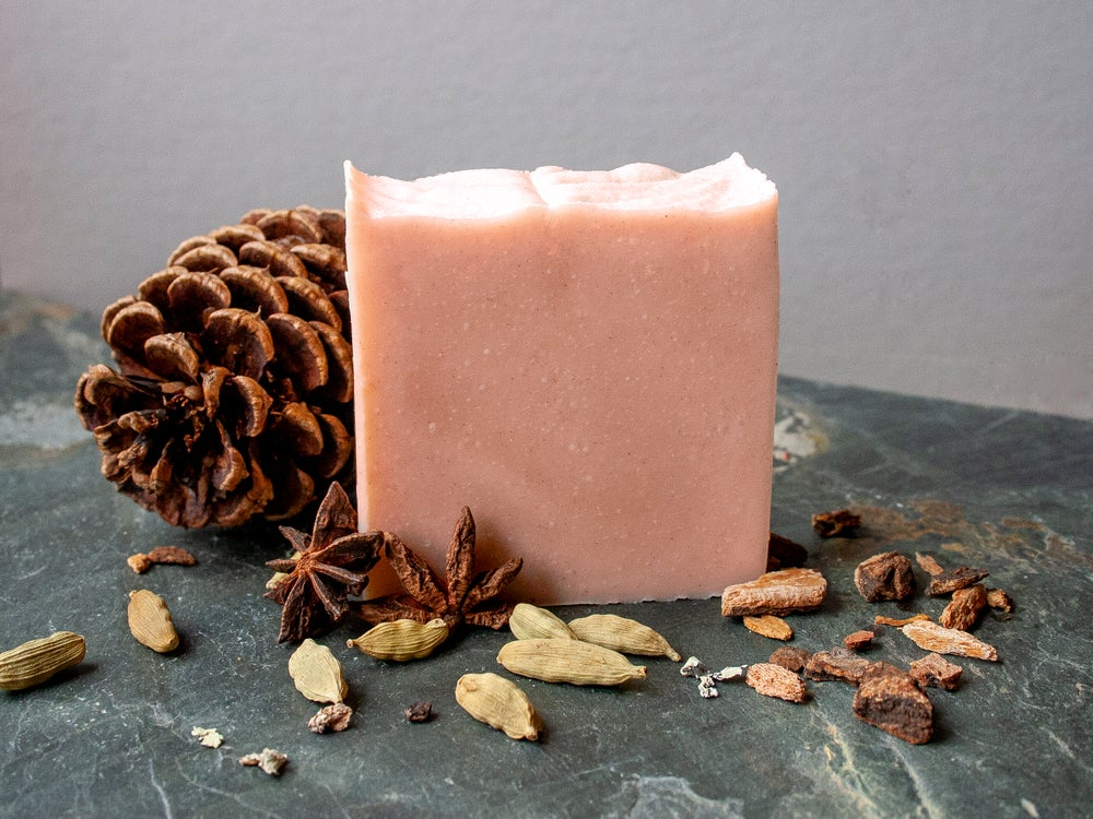 Image of Big Basin Bar - Extra Sudsy Cedar & Spice Soap