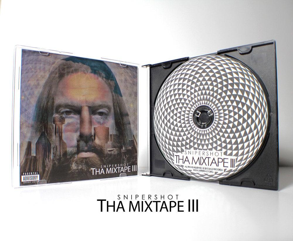 Image of Tha Mixtape III CD