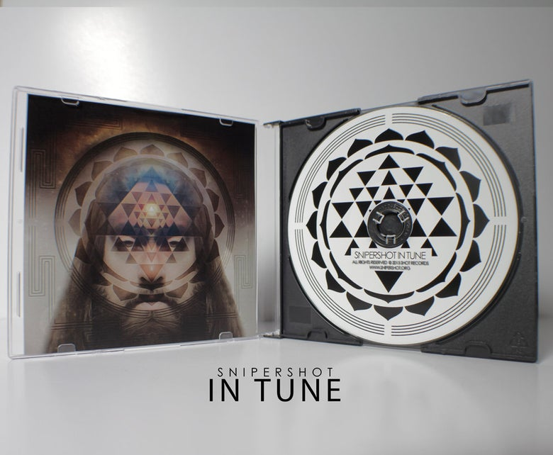 Image of In Tune CD