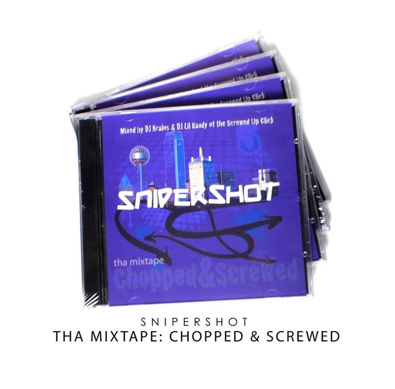 Image of Tha Mixtape Chopped & Screwed CD