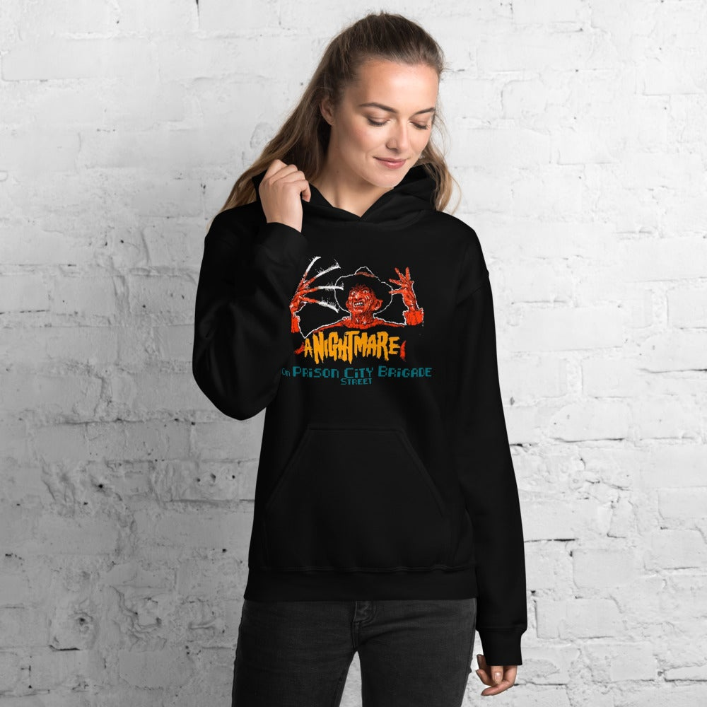 THNG 166 Unisex Pull-Over Hoodie
