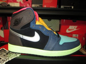 "Image of Air Jordan I (1) Retro High OG ""Biohack/Baroque Brown"""