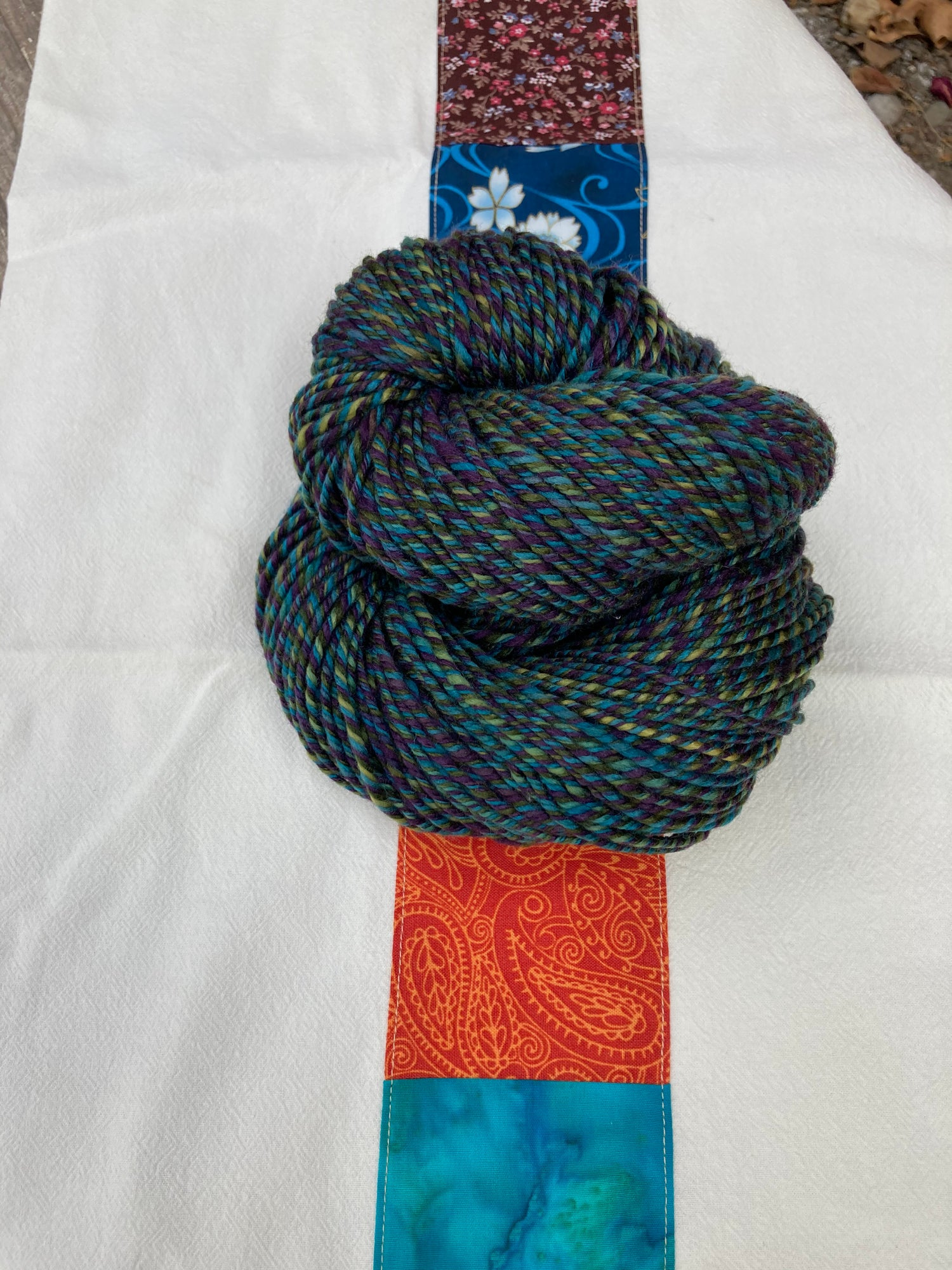 Image of Hummingbird Dance Handspun Yarn